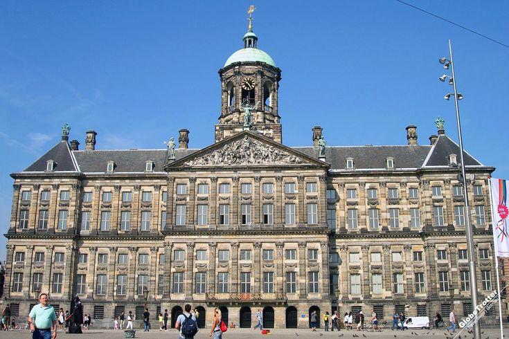 Королевский дворец в Амстердаме - главное здание в Нидерландах Хотя бы потому, что здесь был подписан указ о независимости - достопримечательности Амстердам