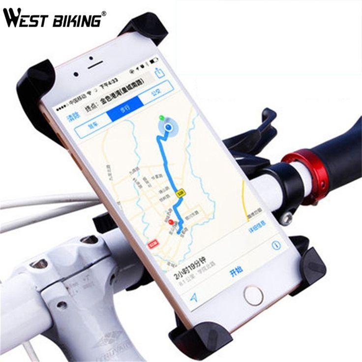 Soporte de bicicleta de Teléfono Marco de Navegación Universal de Bicicleta de Carretera Accesorios MTB Ajustable Bicicleta Eléctrica Bici de la Motocicleta Del Sostenedor Del Soporte en   de   en AliExpress.com | Alibaba Group