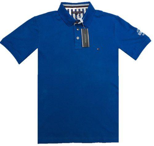 Camiseta Tommy Hilfiger Polo Para Hombre Varios Colores - $ 149.900 en MercadoLibre