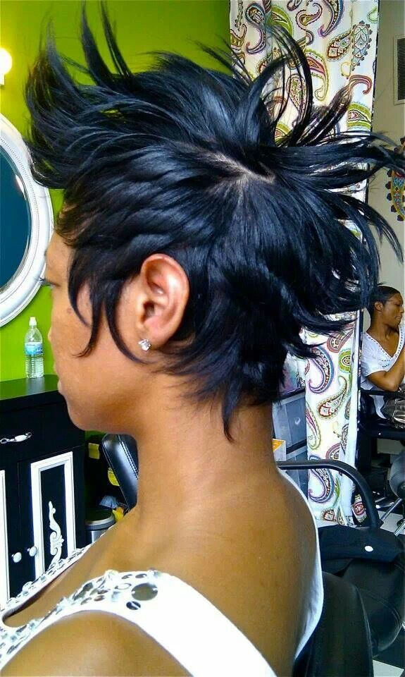Prime 1000 Ideas About Razor Chic On Pinterest Hairstyles Short Cuts Short Hairstyles For Black Women Fulllsitofus