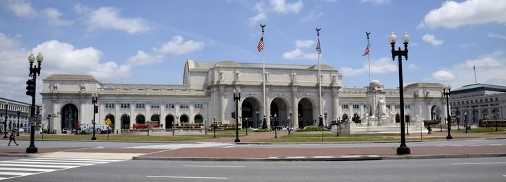 Episode 2 - Union Station, Washington DC