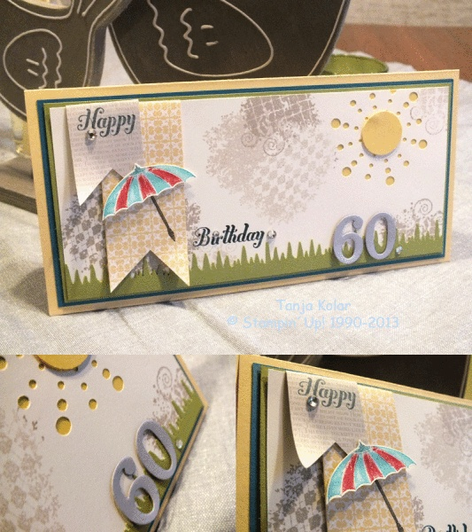 1000+ ideas about 60th Birthday Cards on Pinterest ...