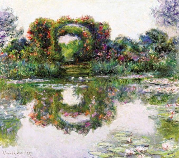 Lekno- Nymphaea -Waterlily-Seerose-Jazierko-Rastliny | Lekno v umení