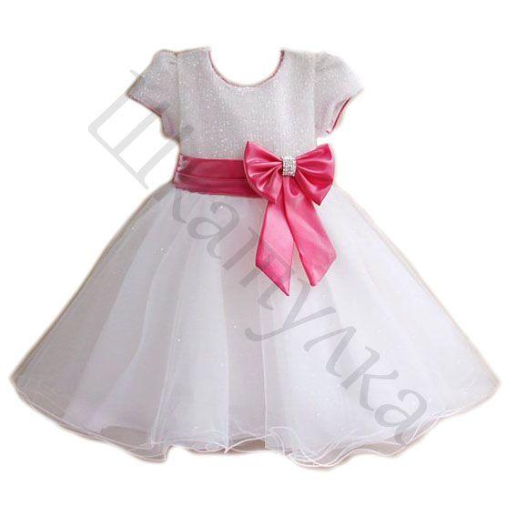 Выкройки  платья для девочки из Шкатулки. Шьют дет. платья из фатина