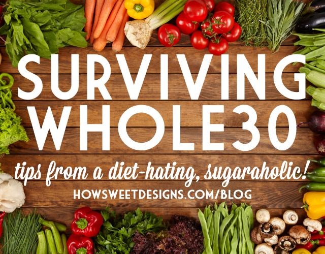 If you follow me on Instagram, you probably know that the last 30 days has been 30 of the hardest dieting days of my life- no joke. I won't say it was the hardest thing I've every done, childbirth ...