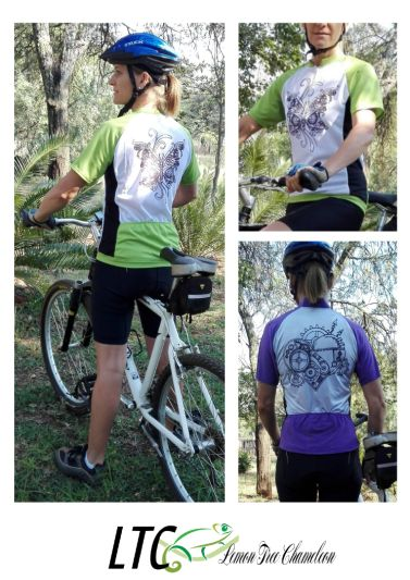 Looking for your next project? You're going to love Ladies Cycle Jersey Medium by designer sulet.