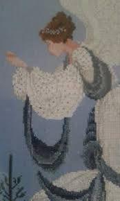 Risultati immagini per pinterest punto croce lavender e lace