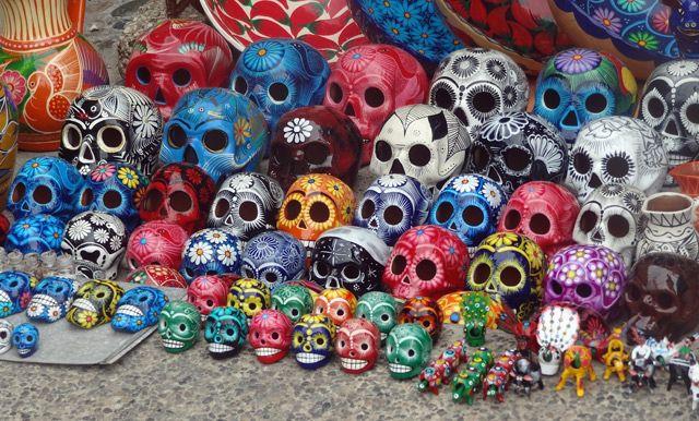skulls for sale, puerto vallarta