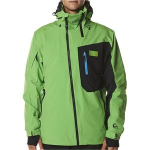 New Mens Rip Curl Flash Gum Search Jacket Snow Jackethttp://alsclothes.com/tag/rip-curl-stockist/