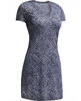 The Icebreaker Tech Lite V Dress Mosaic is flattering with it's feminine A line v neck design. Made from 150gm merino jersey fabric making it comfortable, breathable and naturally odour free. The Icebreaker Tech Lite V dress mosaic features a stunning mosaic design which will look good out in the mountains or at your favourite lunch spot. Buy Now: http://www.outsidesports.co.nz/Icebreaker/Womens_Icebreaker/Skirts_and_Dresses/IB102155/Icebreaker-Tech-Lite-V-Dress---Mosaic.html#.Vgi3KfmqpBc