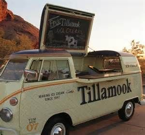 Tillamook Truck Rolls Into Town With Free Ice Cream