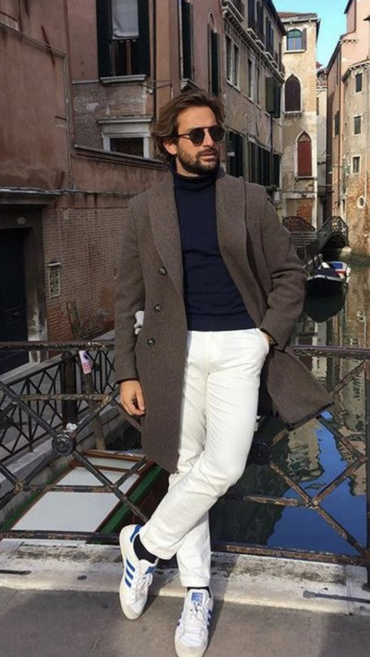 Casual Outfit For Winter Street Style Boy Mens Italian Street Style Best Mens Fashion