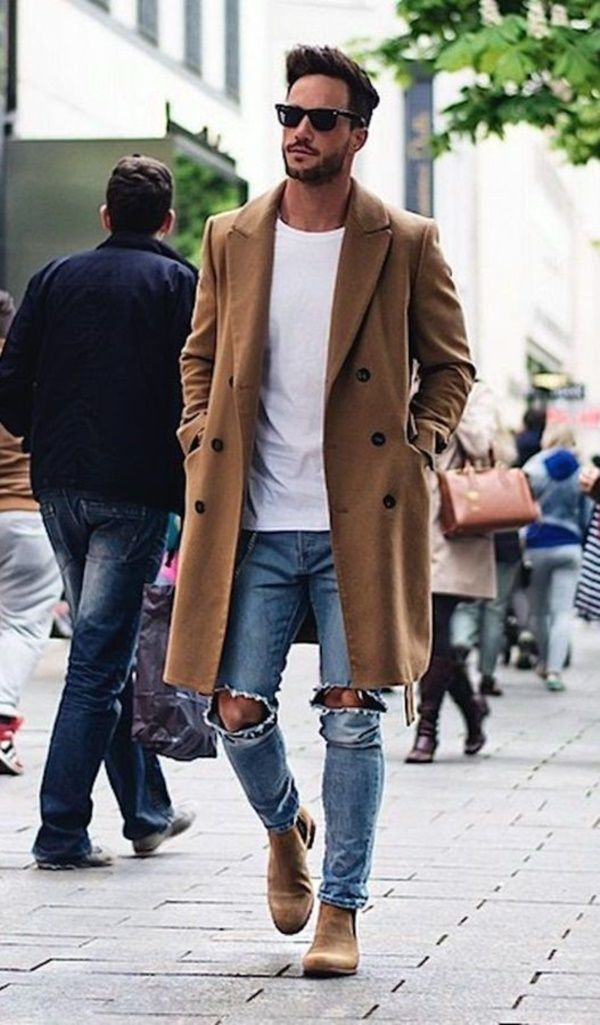 Perfect Men's Winter Fashion Outfits