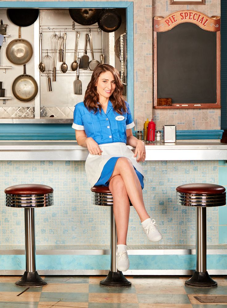 [INTERVIEW] Sara Bareilles talks about stepping into the lead role of Broadway's Waitress