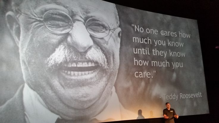 @david_marine Great Session, great quote!  #GenBlue Chicago
