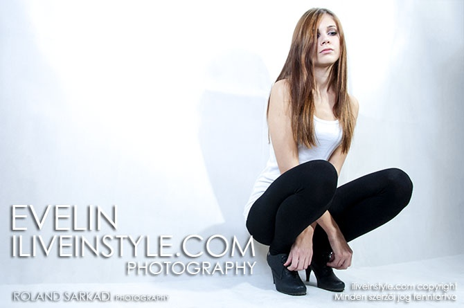 Evelin Elite Model - Roland Sarkadi Photography & Model Agency & Copyright