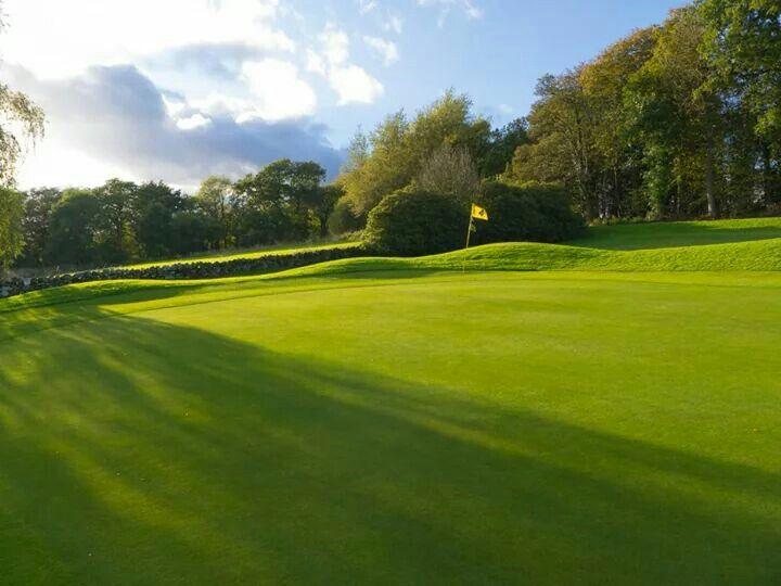 Balmore Golf Club, Torrance near Glasgow.