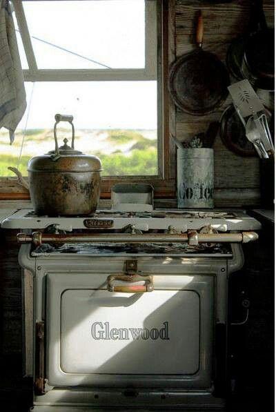Lovely old kitchen