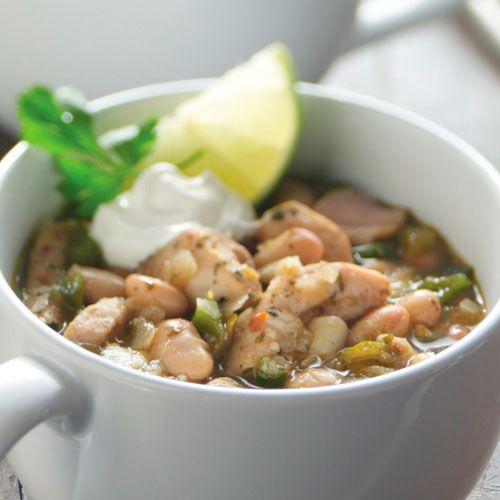 ... Chili on Pinterest | White chicken chili, White chicken and Chicken