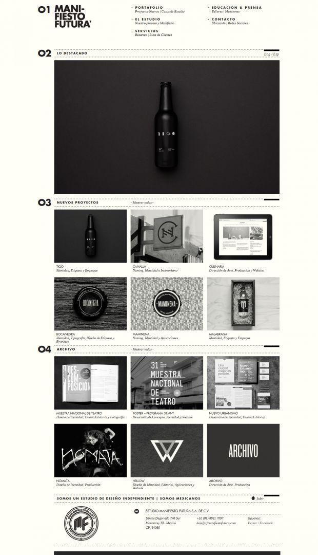 Independent Design Studio - Manifiesto Futura