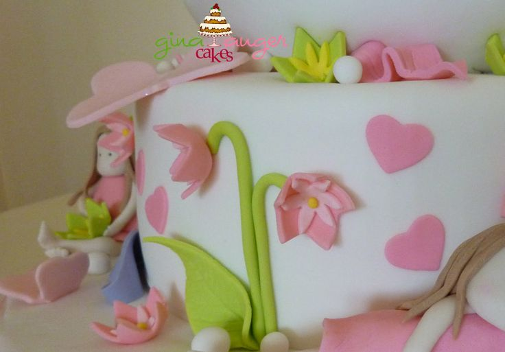 LITTLE GIRL BIRTHDAY CAKES IMAGES | Top That!: Sweet Little Girls Birthday Cake