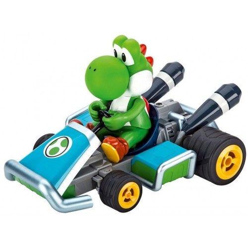 Carrera RC Auto Mario Kart 7: Yoshi  Carrera RC Auto Mario Kart 7: Yoshi  EUR 79.99  Meer informatie