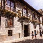 old palace in granada
