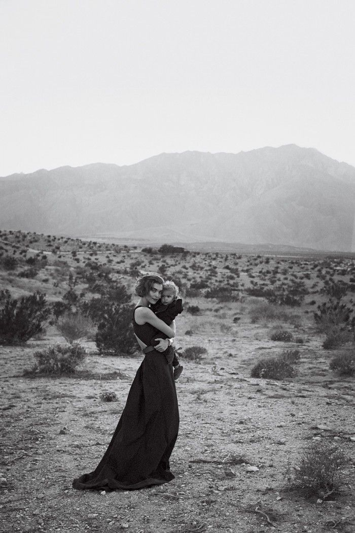 Arizona by Peter Lindbergh for American Vogue