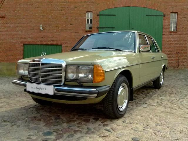 gebrauchtwagen mercedes benz 300 d w123 neuwagen diesel autoscout24. Black Bedroom Furniture Sets. Home Design Ideas