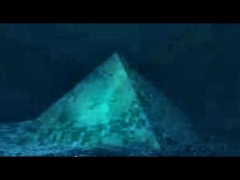 ▶ Crystal Pyramid in the Bermuda Triangle - YouTube