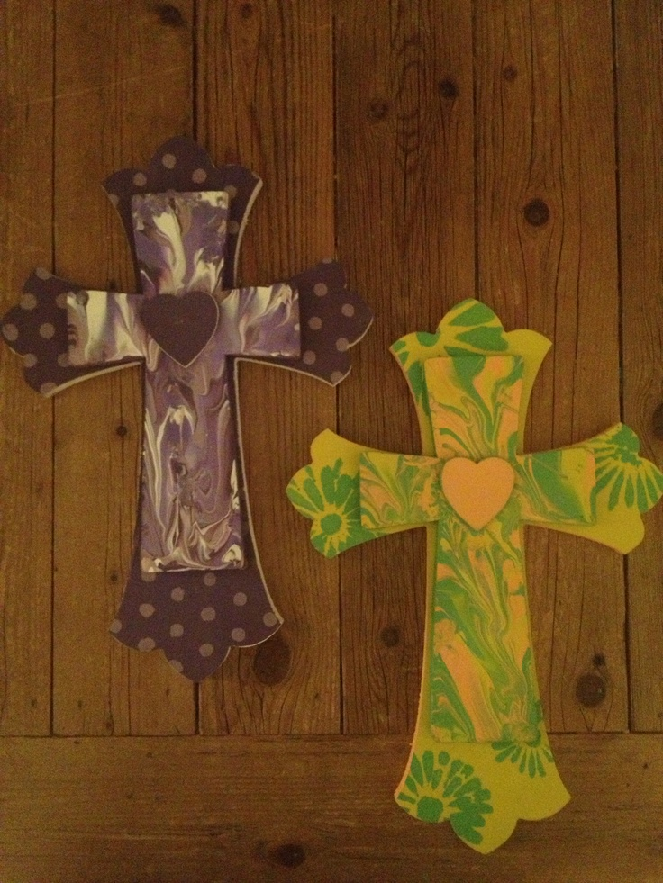 DIY crosses