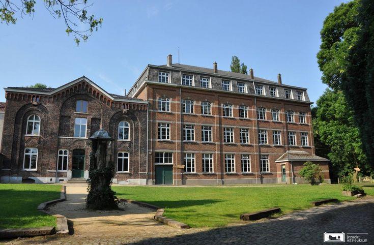 Uniek vakantiehuis in België voor 25 personen.