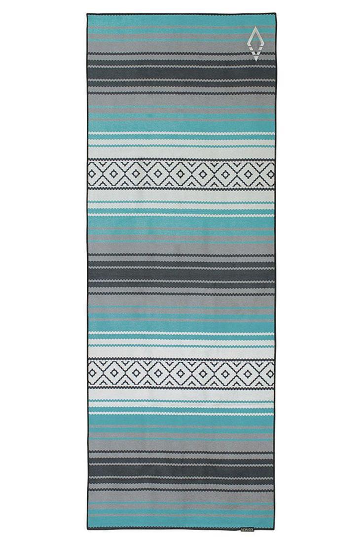 Baja CA Recycled Mat Towel