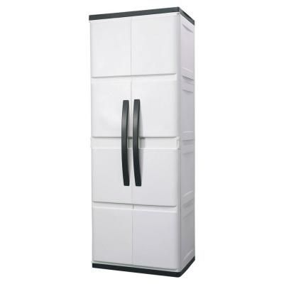Plastic Storage Cabinets With Doors