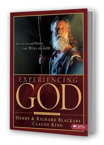Experiencing God - $15 by Henry Blackaby, Richard Blackaby, Claude King