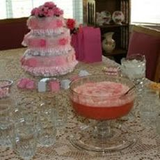 Yummy Pink Punch Recipe