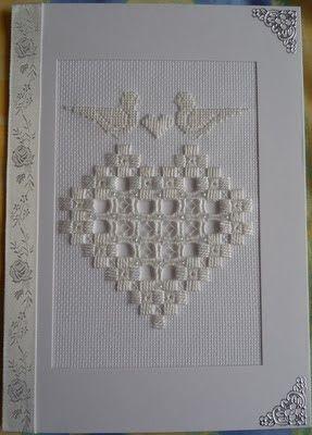 Mary Joan Stitching: Hardanger Gallery