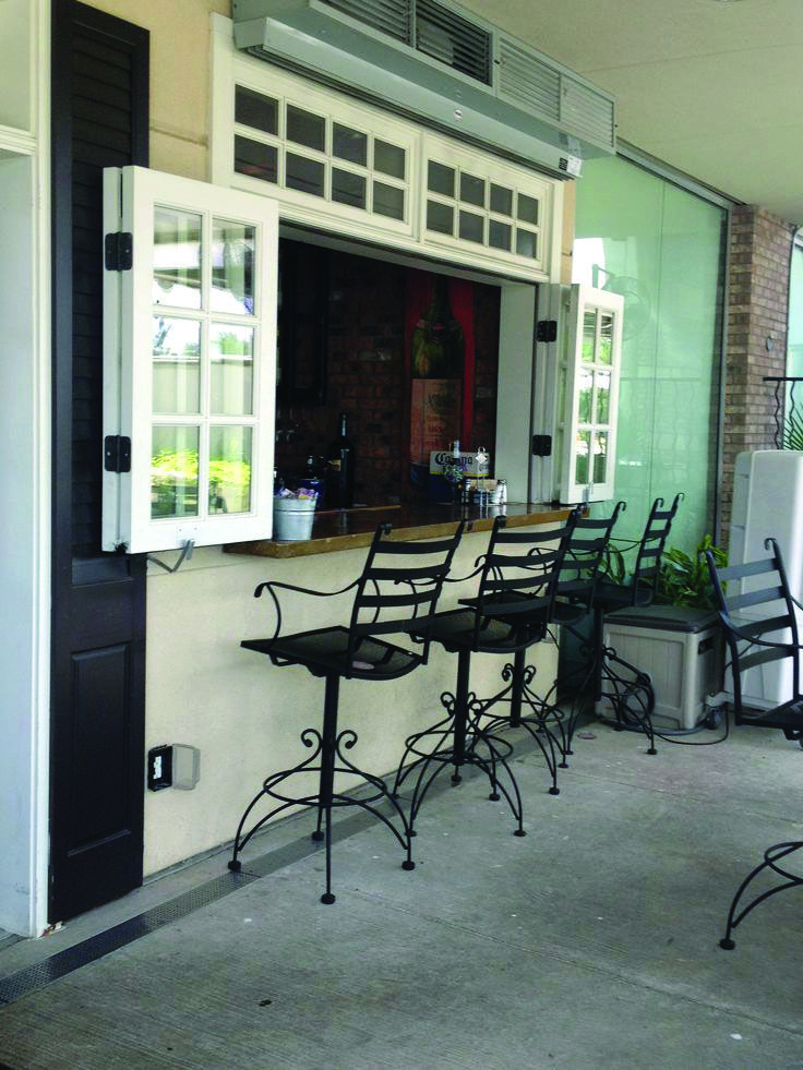 Selection Your Own Porch Homes Tre Kitchen Window Bar Home Pass Through Window