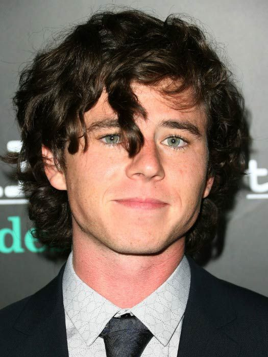 "Charlie McDermott at the ABC's ""The Middle"" 100th Episode Celebration in October 2013..."
