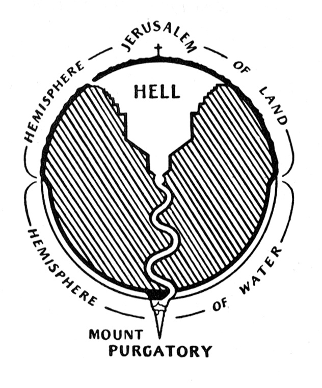 an analysis of dante algheris the divine comedy The gates to hell in dante alighieri's divine comedy tell us to abandon all hope,  yet who enter here despite its unfunny premise, 'la.