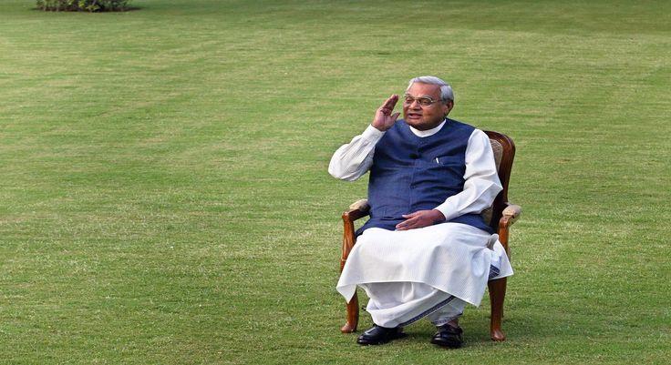 Atal Bihari Vajpayee – The Bhishma Pitamah of Indian Politics #atalbiharivajpayee #politics #poet #bhismapitamah #poetry #PM