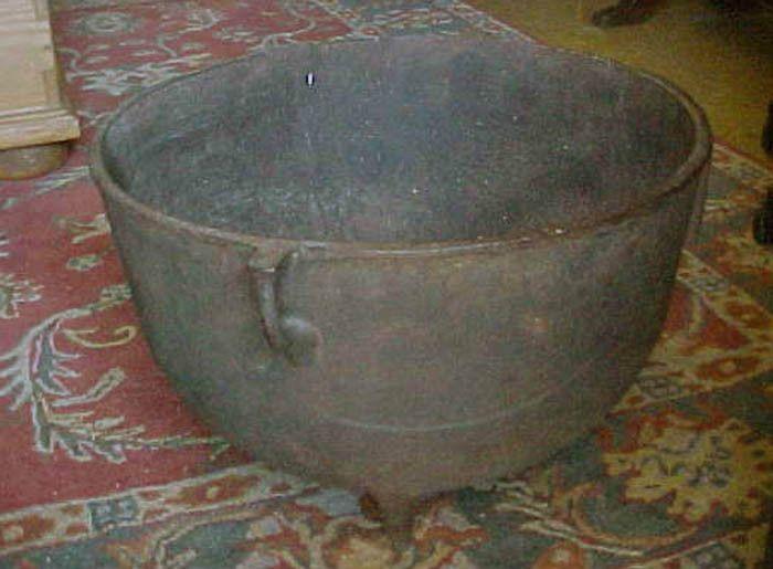 dating cast iron cauldrons pots