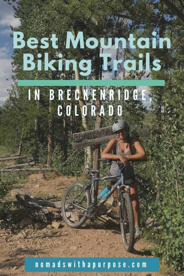 Best Mountain Biking Trails In Breckenridge Mountain Bike Trails