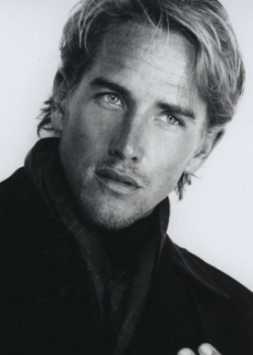 Luke Flynn, grandson of Errol Flynn