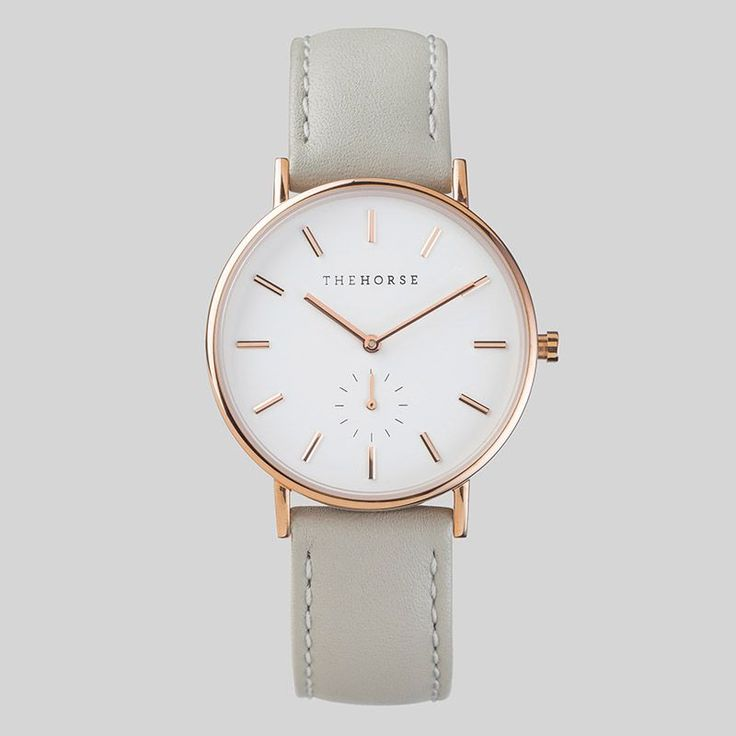 The Classic in Rose Gold and Grey by The Horse.
