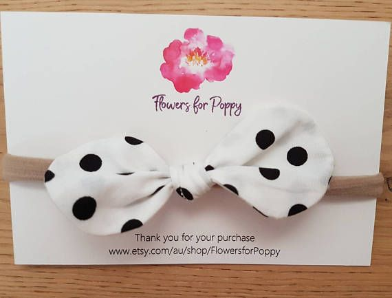 Check out this item in my Etsy shop https://www.etsy.com/au/listing/526218170/the-minnie-collection-knot-bow