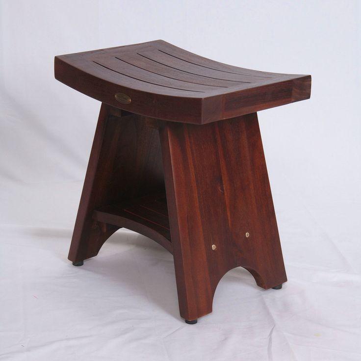 Best 20 Teak shower stool ideas on Pinterest Shower bench teak