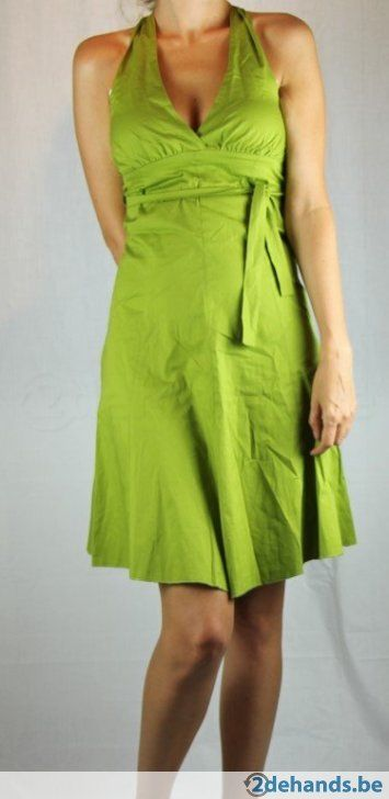 Groene jurk van Rinascimento - Large