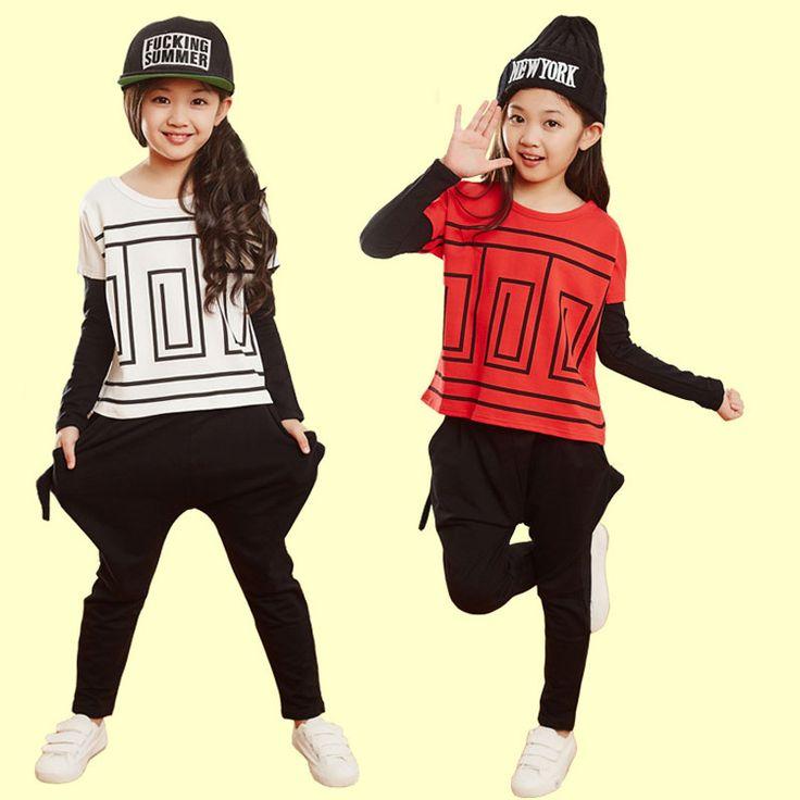 2016 nieuwe mode tiener peuter meisjes kleding set voor tiener meisje kinderen lente jas Koreaanse kinderen kleding 2 stuks sets