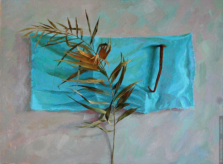 Ceremonial. (oils on canvas 60х70cm.)